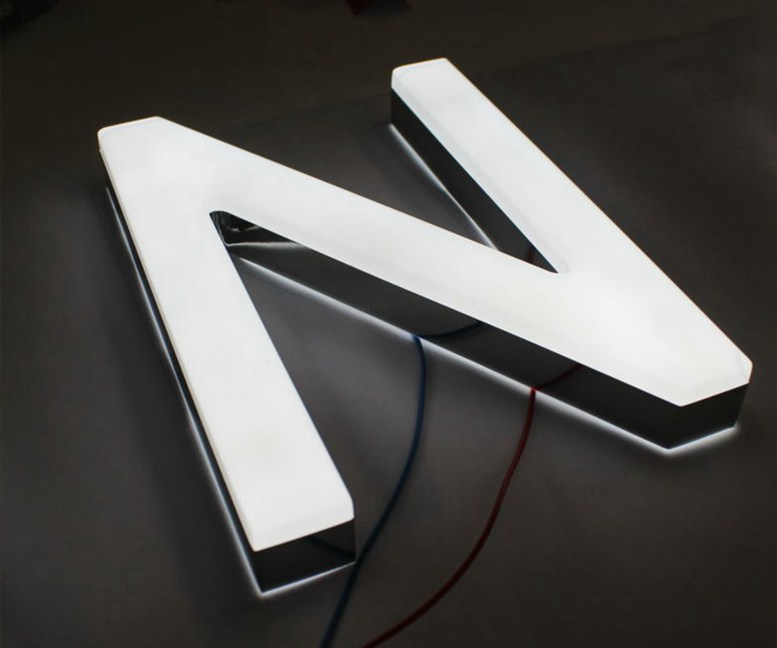 LED Channel Letters & Signs | Vzom Signs - LED Illuminated Signs