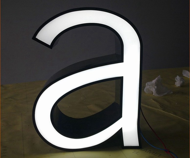 Vzom Signs - LED Illuminated Signs & Letters