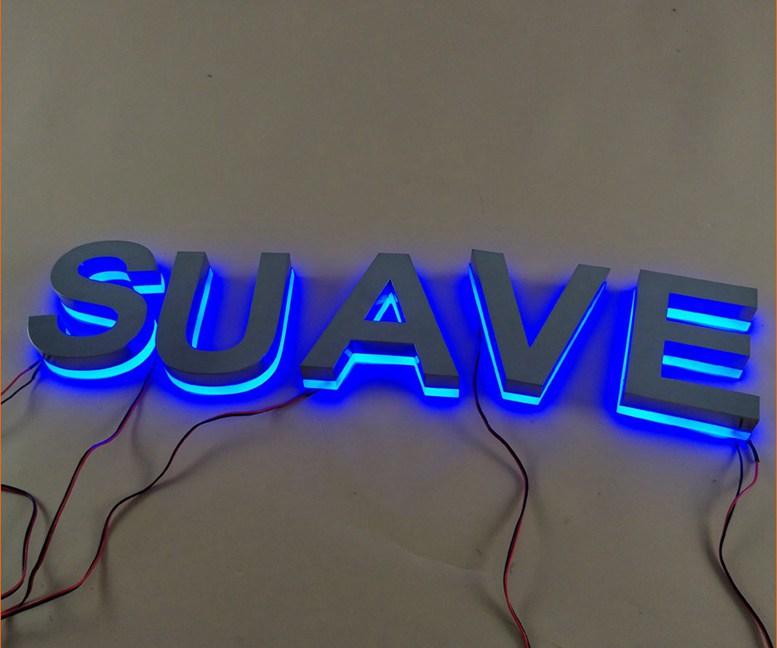 Backlit Letters Vzom Signs Led