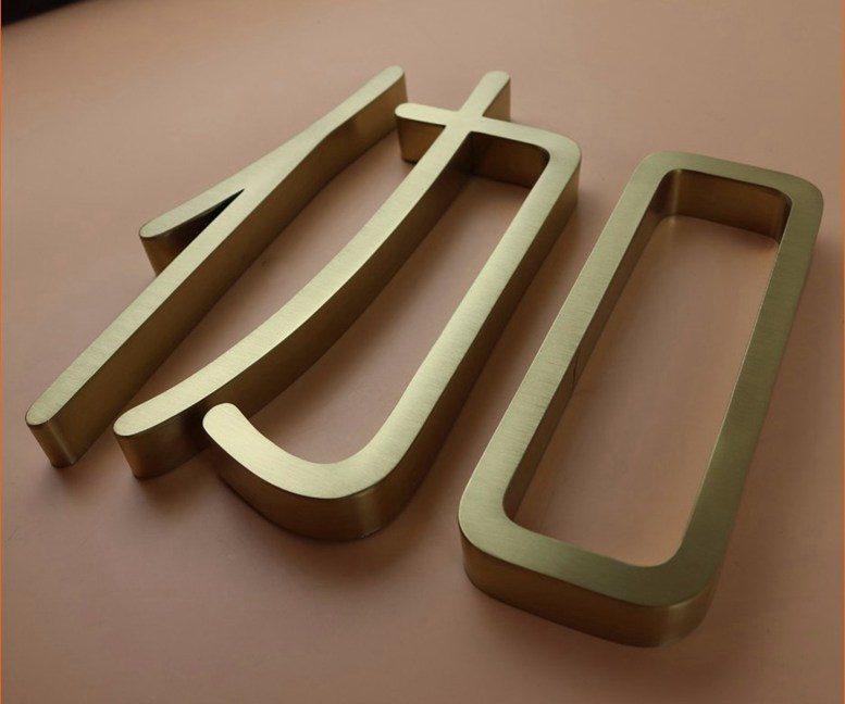 Metal Letters For Outdoor Signs Metal Letters & Signs  Vzom Signs  Led Illuminated Signs & Letters