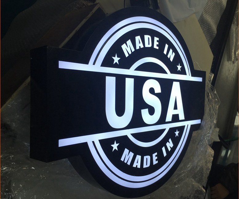 Light Box | Vzom Signs - LED Illuminated Signs & Letters